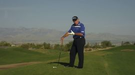 Butch Harmon: Don't Blow a Lucky Lie