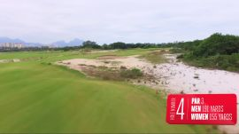 The Olympic Course Experience: Hole No. 4