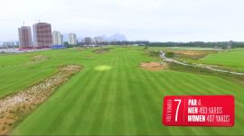 The Olympic Course Experience: Hole No. 7