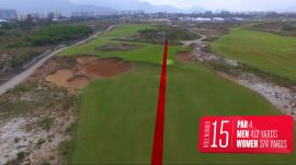 The Olympic Course Experience: Hole No. 15