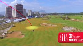 The Olympic Course Experience: Hole No. 18