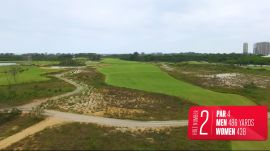 The Olympic Course Experience: Hole No. 2