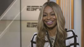 Beauty Of…The Women of ESPN: Josina Anderson