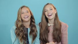 Watch Maddie and Mackenzie Ziegler Share the Sweetest Sister Moment You've Ever Seen