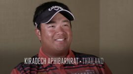 I Am An Olympian: Kiradech Aphibarnrat