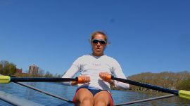Why I... Olympic Rower Gevvie Stone
