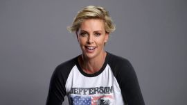 Charlize Theron's Surprise Party Nearly Gave Her A Heart Attack