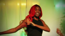 Venus Williams, Gabby Douglas and More Olympians Go to Samba School