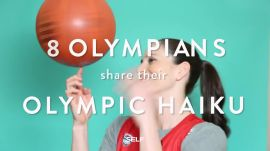 8 Olympians Share Their Olympic Haiku