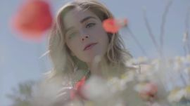 Kiernan Shipka Visits the Chanel Fragrance Fields in Grasse, France