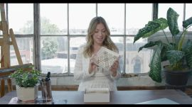 Corals and Cognacs' Hallie Wilson Unboxes the Allure x Brides Beauty Box