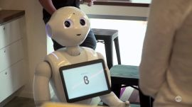 Meet Pepper: the friendly, humanoid sales robot | Ars Technica