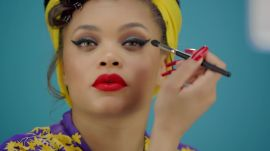 "Andra Day's Mirror Monologue, Brought to You by COVERGIRL: ""I Always Feel Beautiful"""