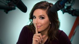 Actress Eva Longoria Explores ASMR, Wants to Help You Sleep