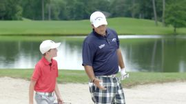 Watch A 10-Year-Old Kid Beat Patrick Reed