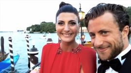 "Italian Drama! Francesco Carrozzini Tells Giovanna Battaglia About His New Film ""Franca: Chaos and Creation"""