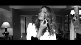 Getting Ready for Tom Ford's New York Show with Cindy Crawford