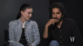 Dev Patel and Rooney Mara Share Their Favorite Oscar Stories