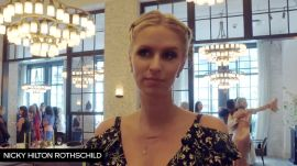 Nina Agdal, Nicky Hilton, and Rebecca Hall Tell Us What They Were in a Past Life