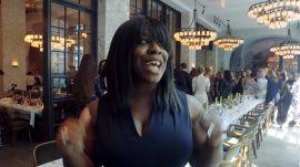 Dakota Fanning and Uzo Aduba Talk Party Rules at the It Girl Luncheon