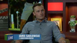 2-Time World Long Drive Champion Jamie Sadlowski