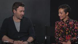 "Joel Edgerton and Ruth Negga Find Romance in ""Loving"""