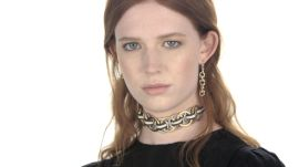Jewelry Master Eddie Borgo Shows Us How to DIY the Coolest Choker Ever