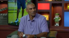 Coach Herm Edwards on Callaway Live