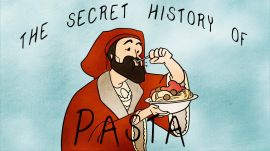 The Secret History of Pasta