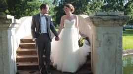 This Couple's Classic Missouri Wedding Was Complete With a Fun Balloon-Filled Exit!