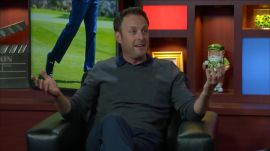 Host of ABC's The Bachelor Chris Harrison on Callaway Live