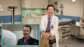 Dr. Ken Jeong Reviews Other TV Doctors