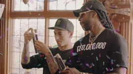 2 Chainz and Nyjah Huston Taste Test Fancy Coffee