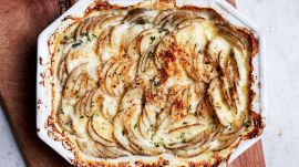 The Very Best Potato Gratin