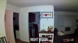 Blink security camera daylight and night vision footage samples | Ars Technica