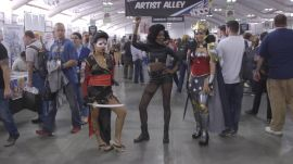 Beauty of Comic Con