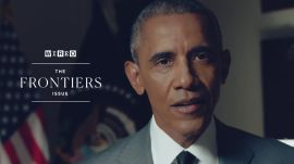 President Barack Obama Guest-Edits WIRED's November Issue
