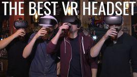Vive, Rift, PSVR, or Gear: What's the best VR headset?