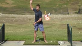 How Practicing Barefoot Helps Your Swing