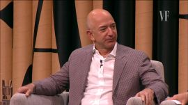 """You need to be able to be nimble and robust,"" says Jeff Bezos"