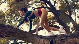 Shay Mitchell Shares The Workouts That Make Her Ready For Anything