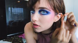 Grace Hartzel's David Bowie Halloween Makeover | Beauty Secrets