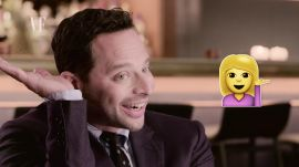 Nick Kroll: Emoji Translator