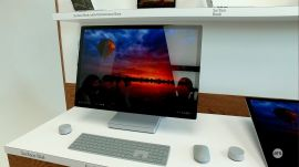 First look at the Microsoft Surface Studio | Ars Technica