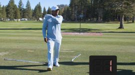 Steph Curry, Willie Robertson, Alfonso Ribeiro, and More Destroy a Glass Target at Lake Tahoe