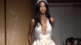 Inbal Dror Reveals Her New Wedding Dresses