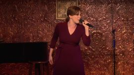 """Rachel Bloom Rocks Out to Crazy Ex-Girlfriend's """"I'm a Good Person"""""""