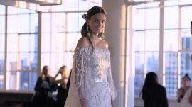 Marchesa's Fall 2017 Wedding Dresses Are Breathtaking