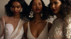 You Have to See Naeem Khan's Latest Wedding Dresses