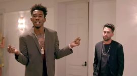 Desiigner Models Clothing & Raps a Verse for Anna Wintour